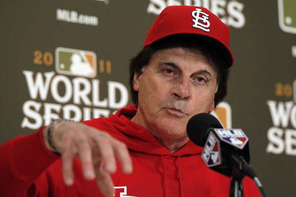 Tony La Russa could be making another stop on the South Side.