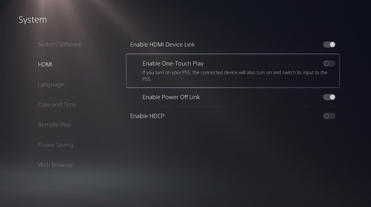 Sony's new PS5 update includes surprise improvements to HDR and 120Hz support