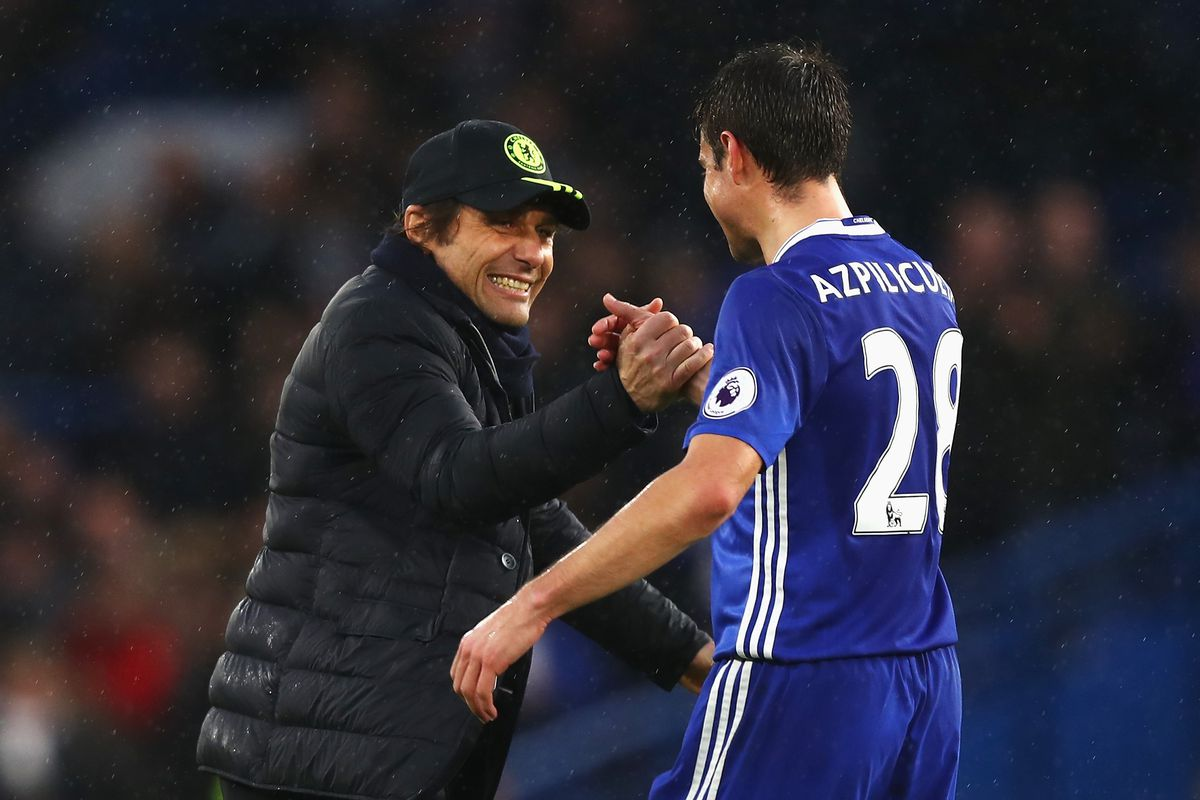César Azpilicueta sets sights on more trophies to build his