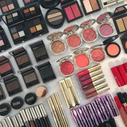 Just arrived at the set for our spring makeup shoot, which will run in our March issue. Here's a look at some of the makeup collections that are launching this spring.