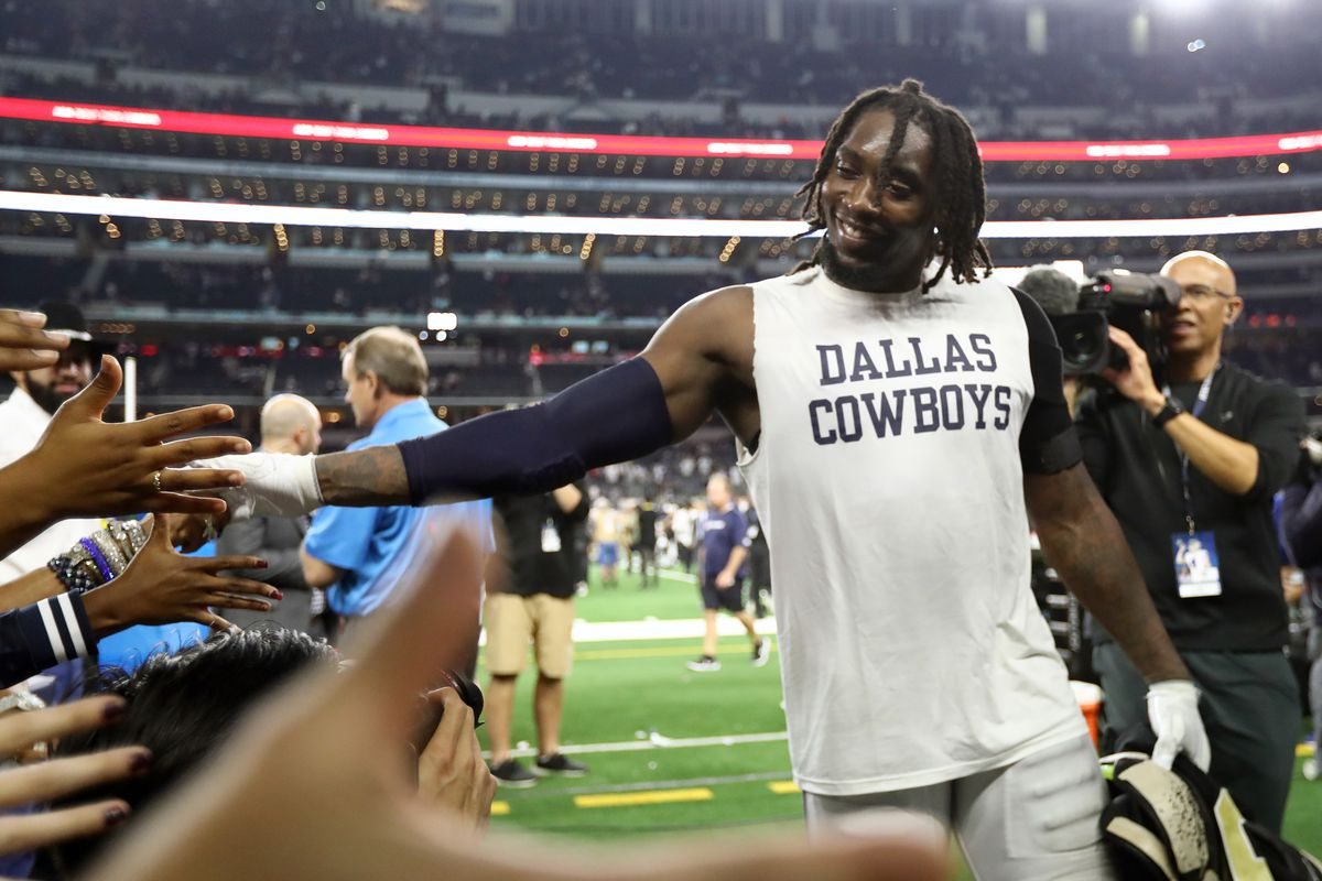Report  Cowboys won t franchise tag DeMarcus Lawrence on Tuesday ... fcfd82767