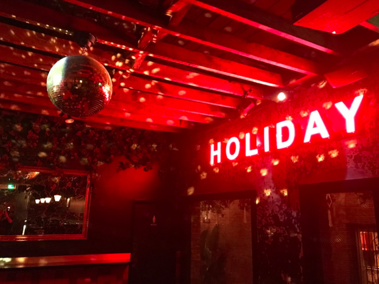Holiday Bar, Boyle Heights' new watering hole, hits all the right neighborhood notes