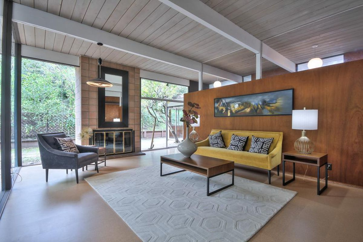 Image result for eichler homes interior