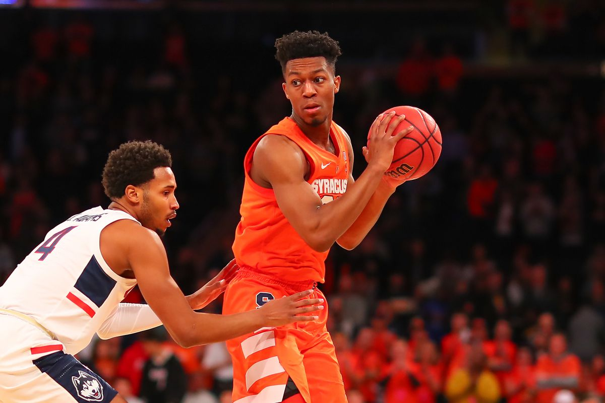 What Does Syracuse Basketball Have To Do In The Acc To Make The Ncaa