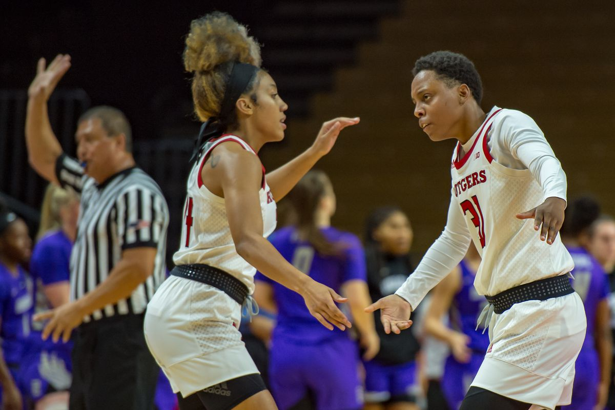COLLEGE BASKETBALL: NOV 13 Women's Niagara at Rutgers