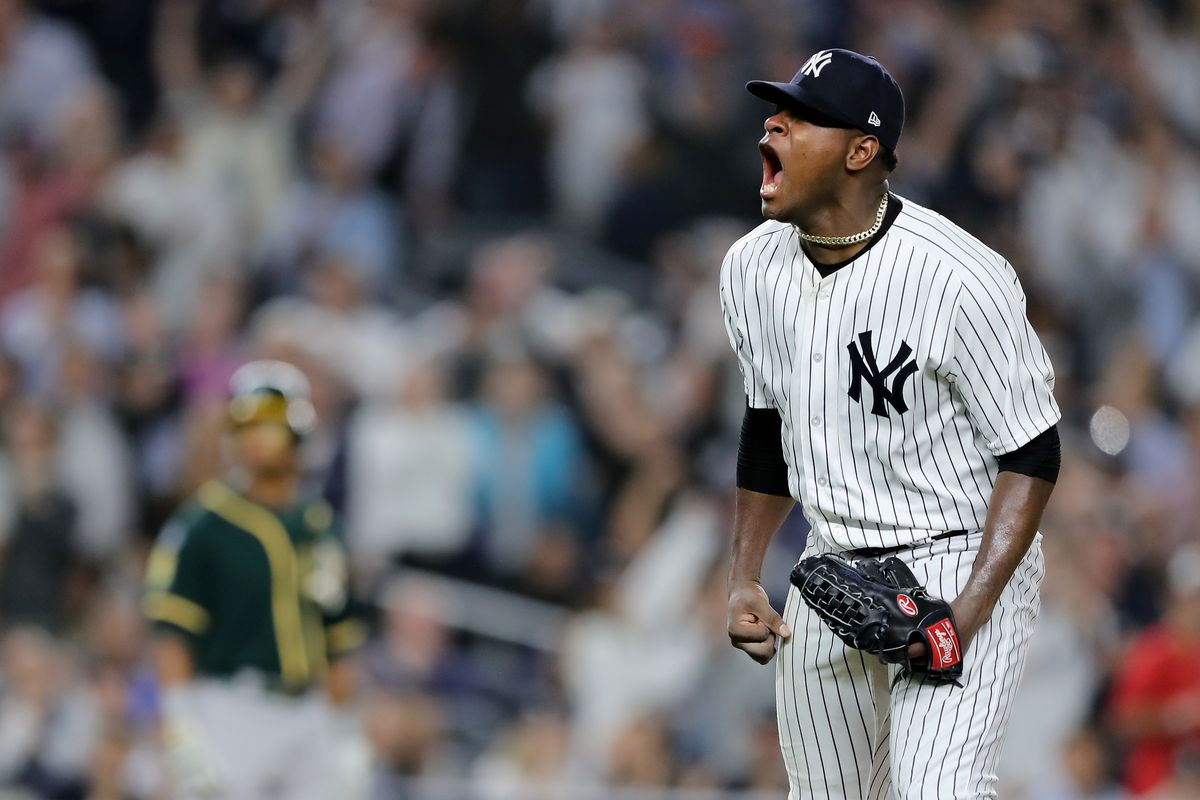 Image result for luis severino