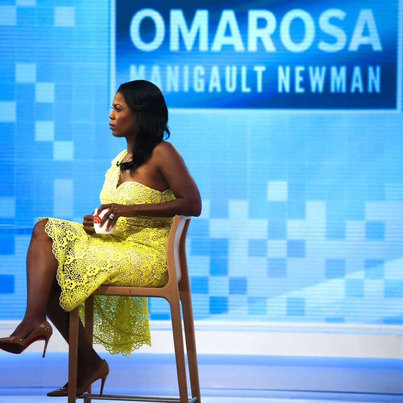 Pleasant Omarosa Manigault Newman And Her White House Tape Recordings Short Links Chair Design For Home Short Linksinfo