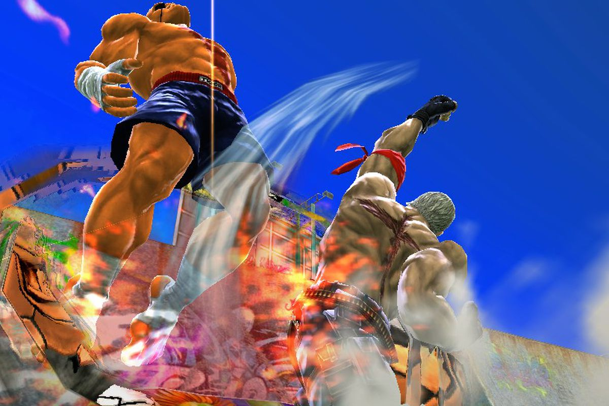 Gallery Photo: Street Fighter X Tekken screenshots (PlayStation Vita)
