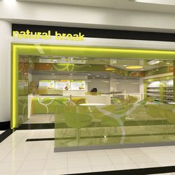 Natural Break will sell fresh salads, sandwiches and smoothies