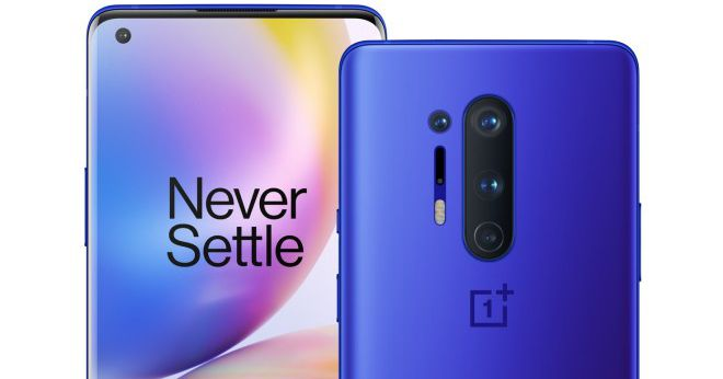 Leaked OnePlus 8 Pro renders reveal new �ultramarine blue� finish - The Verge