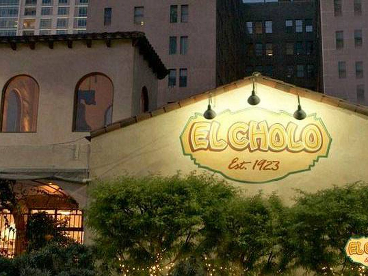 La Mexican Legend El Cholo Does 95 Cent Dinner Special