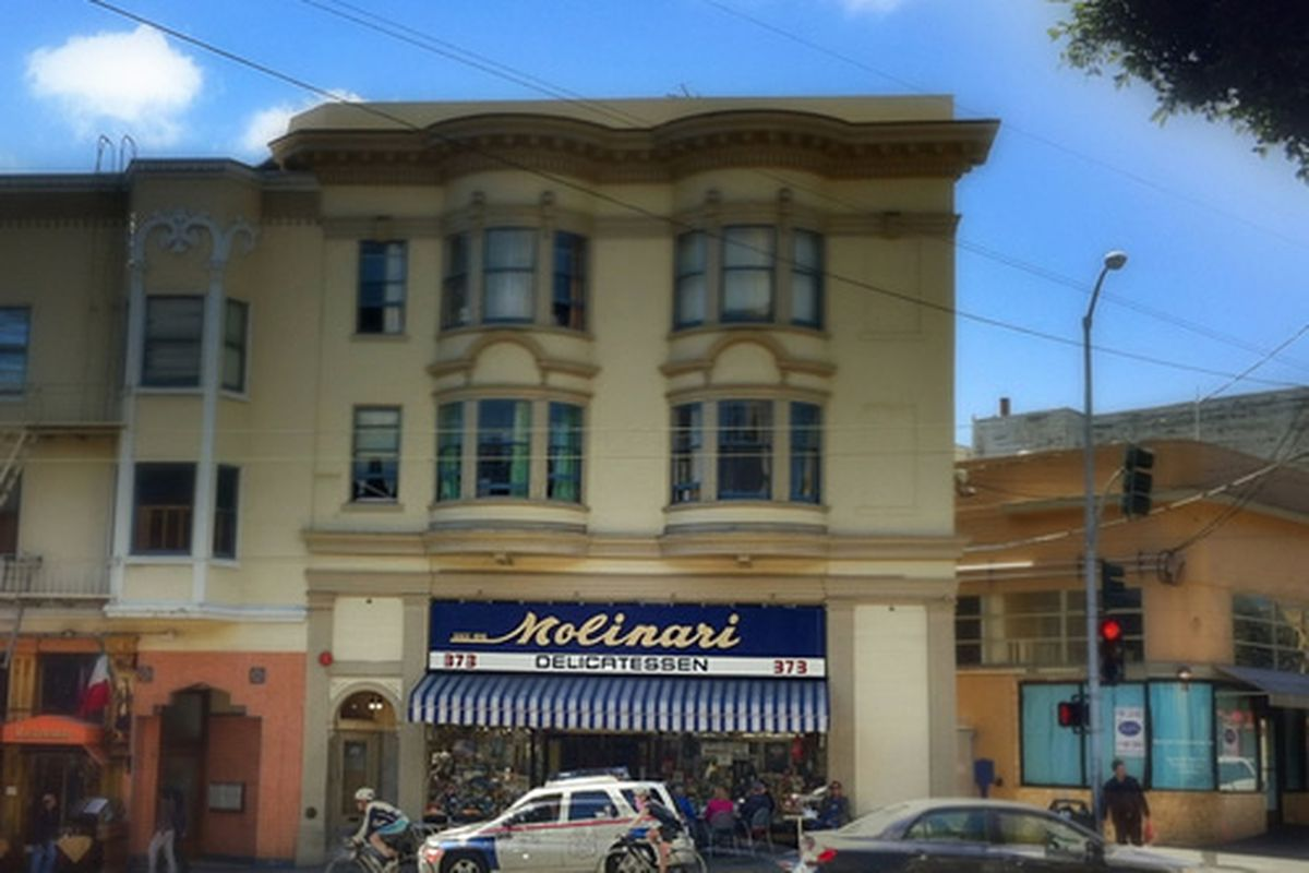 Molinari, San Francisco