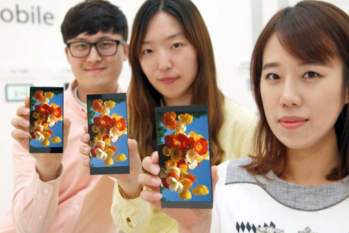 LG's Next Flagship Phone Will Sport a New 5.5-Inch Screen