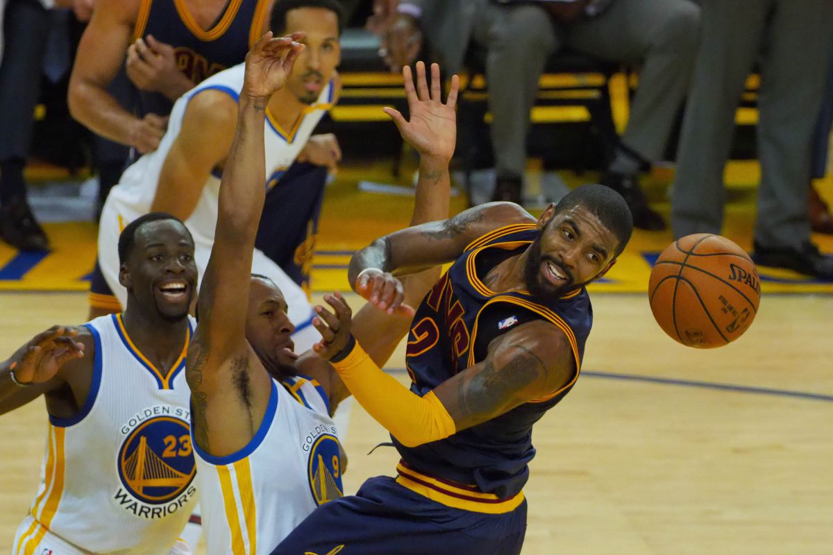 NBA Finals 2017  5 improvements the Cavaliers must make for Game 2 ... 571b22eb7