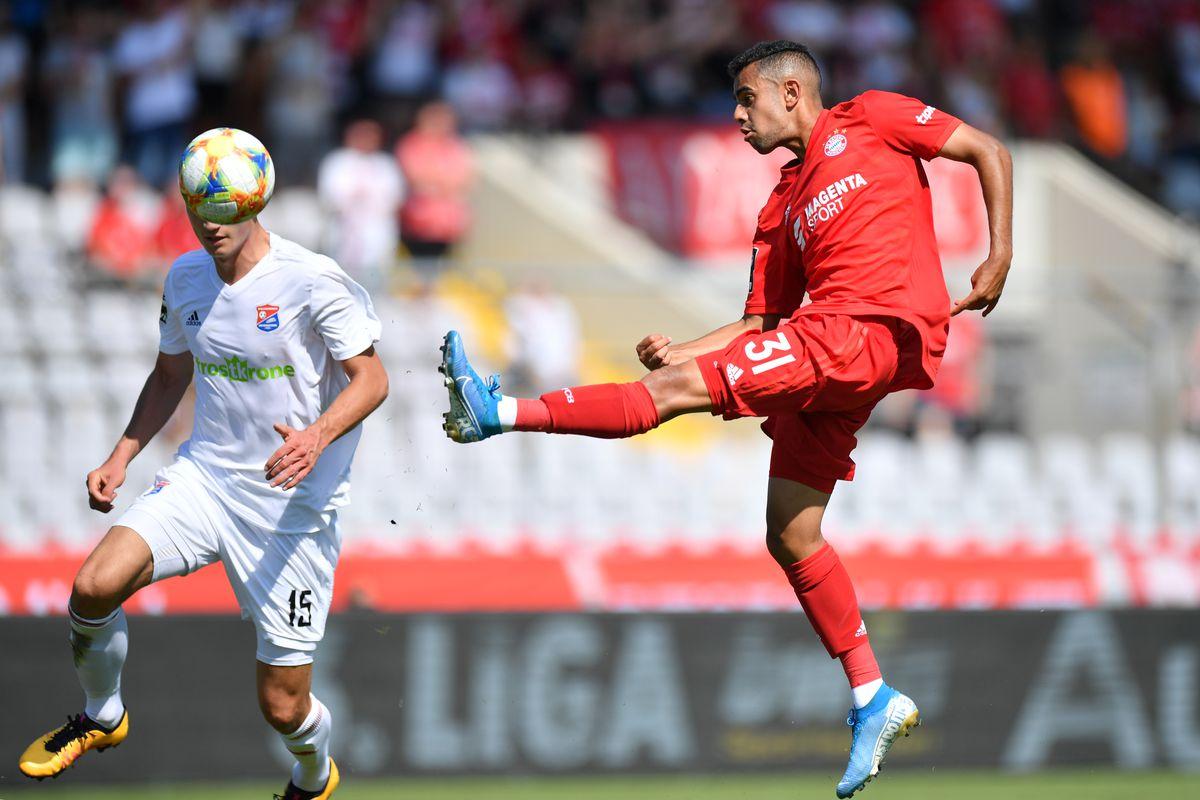 Bayern Muenchen II v SpVgg Unterhaching - 3. Liga