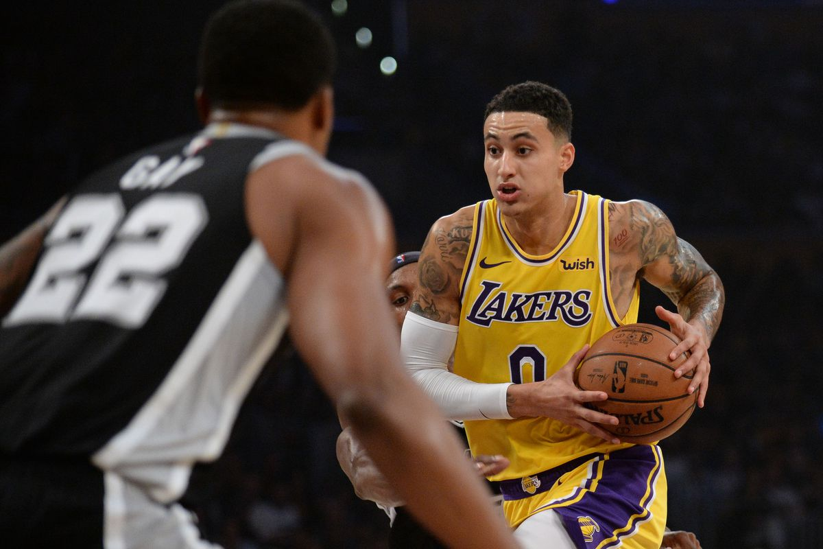 f9642b979 Lakers vs. Spurs Final Score  LeBron James and Johnathan Williams lead  Lakers to OT before losing to San Antonio
