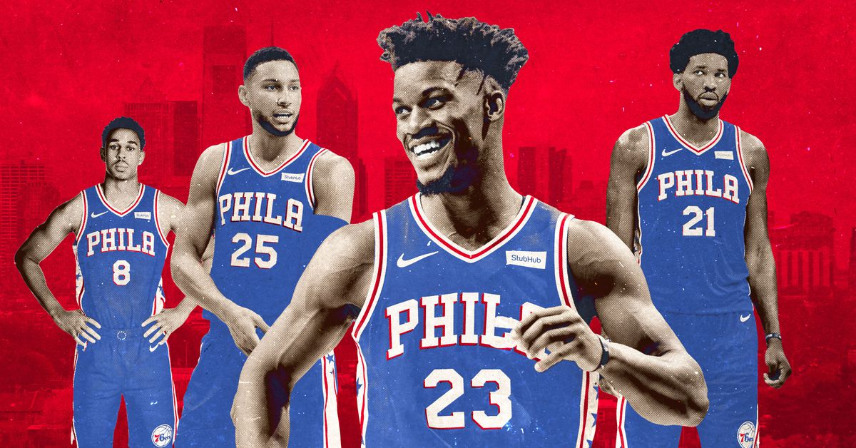 Jimmy Era Cant Fix Everything Wrong with the Sixers, but Itll Try. Philadelphia  76ers logo