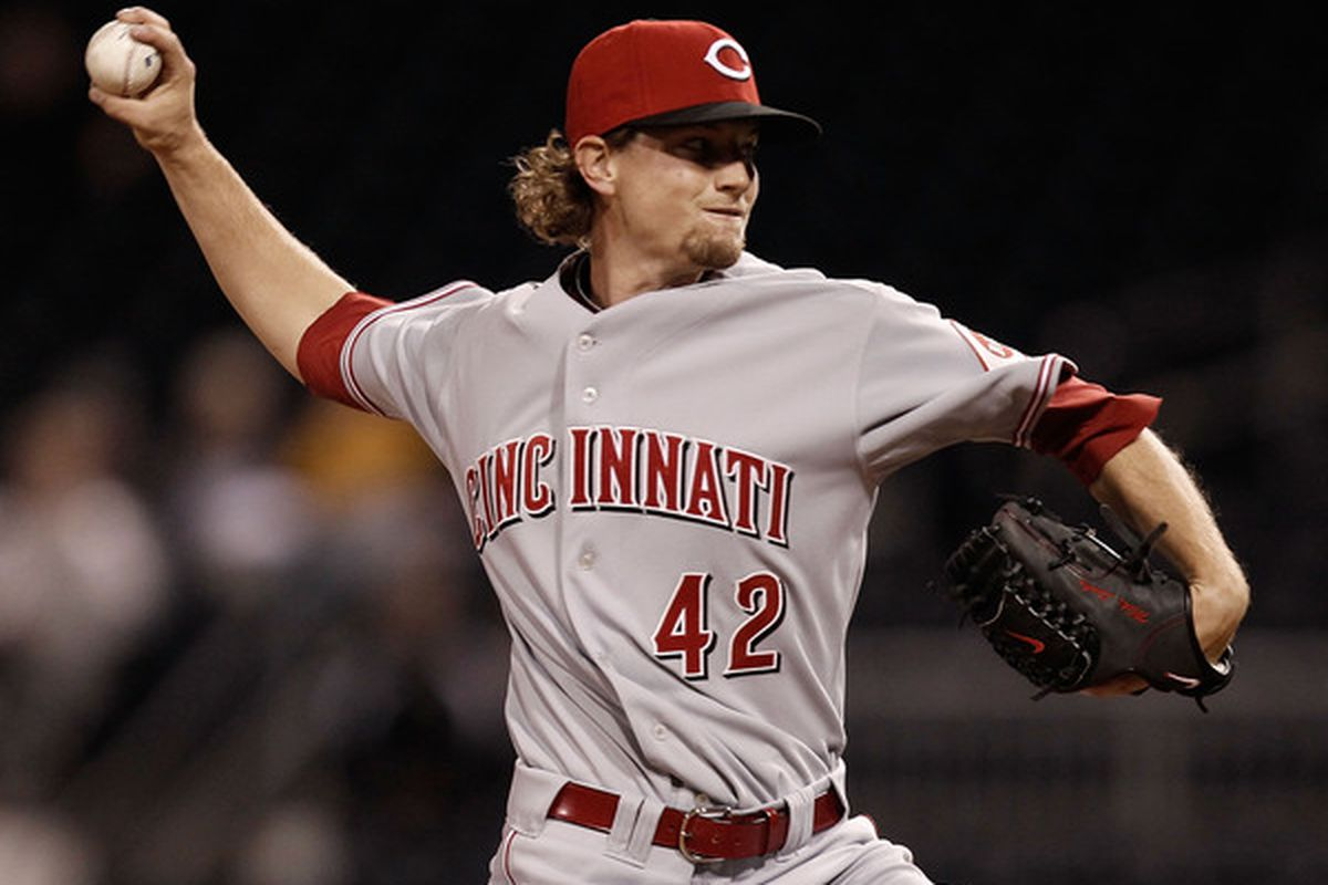 Mike Leake would have made this list last year.