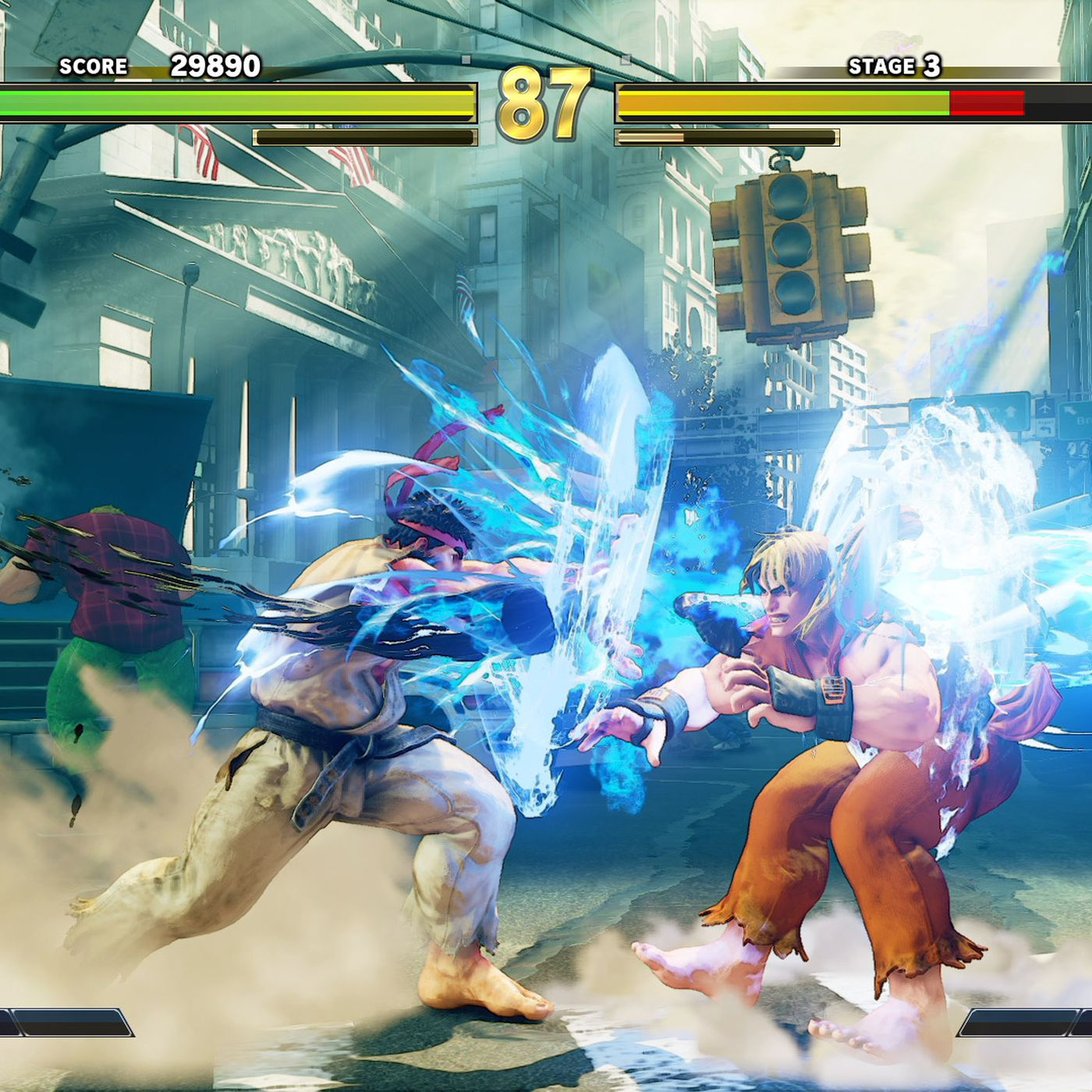 Street Fighter 5 Arcade Edition Trailer Teases Some Sweet New