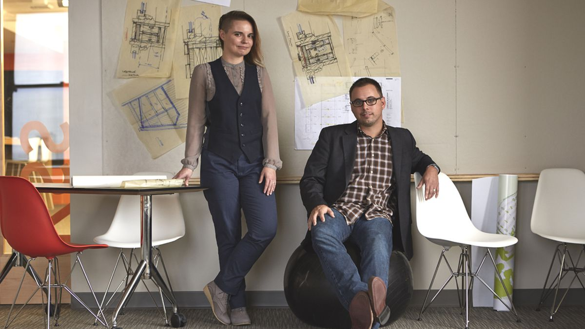 At KSS Architects, a philanthropic mindset informs sustainable design