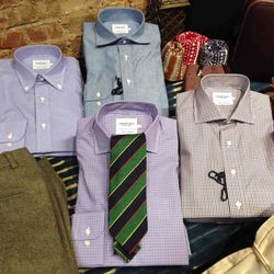 <strong>Carson Street Clothiers</strong> Shirts $155-$165