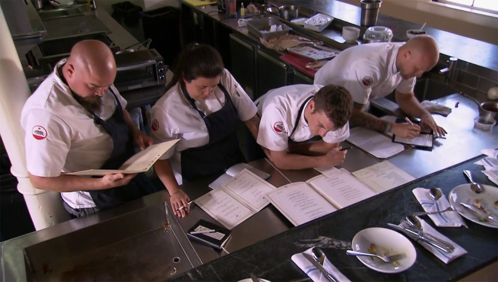 the team chef ep 12