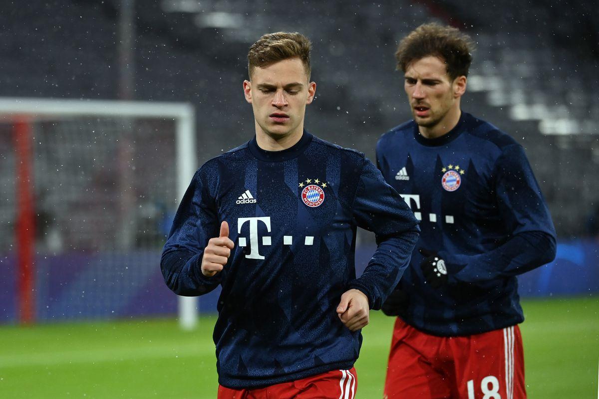 FC Bayern Munich - Paris Saint-Germain