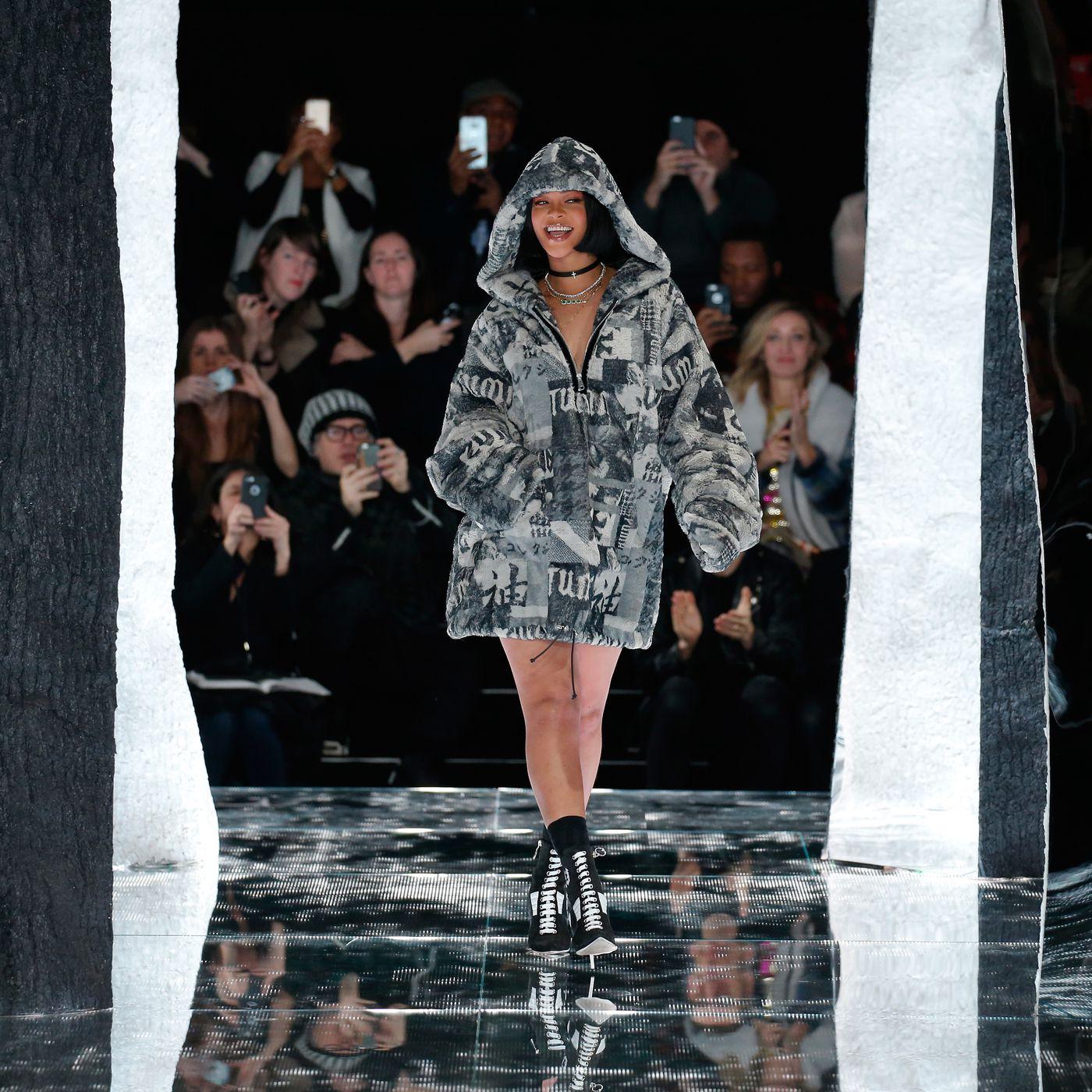 Where to Shop Rihanna's Fenty x Puma Collection Racked