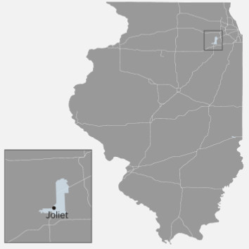 Illinois House 98th District map