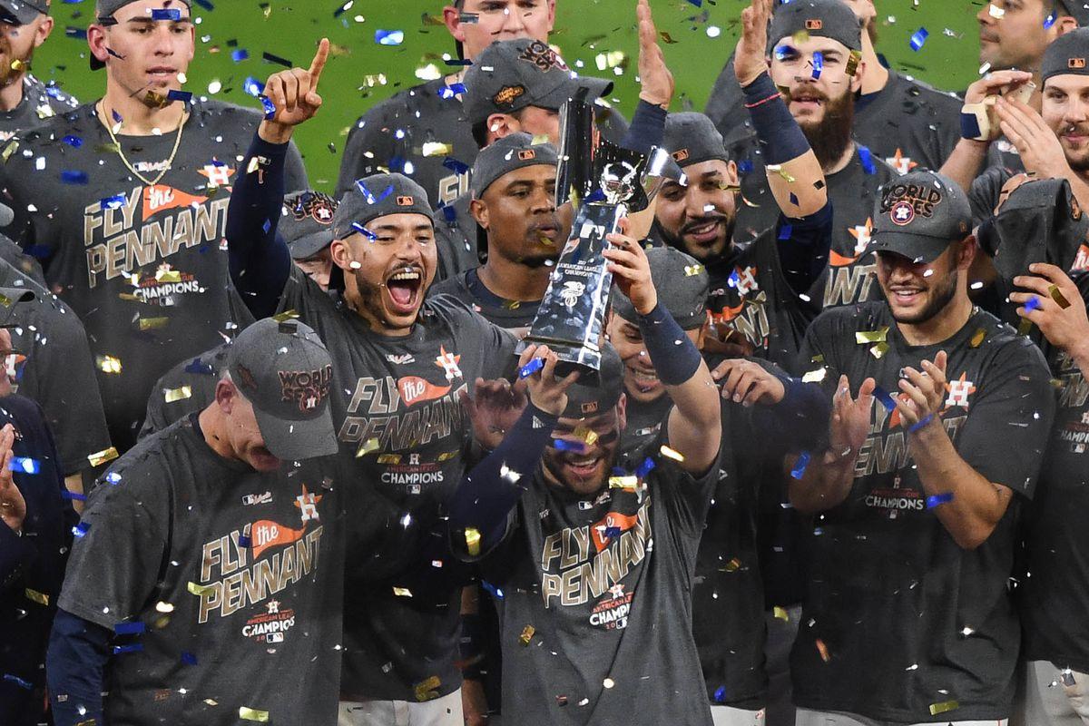 MLB: ALCS-New York Yankees at Houston Astros