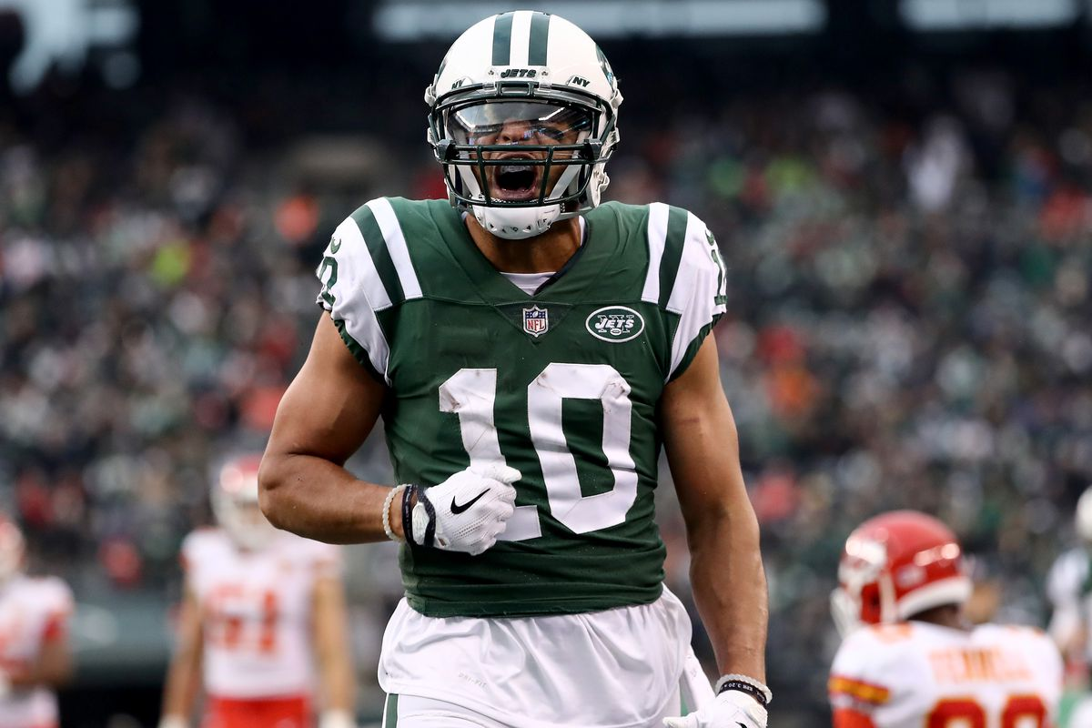 the best attitude 06dba d8db4 How complete of a receiver is Jermaine Kearse? - Breaking ...