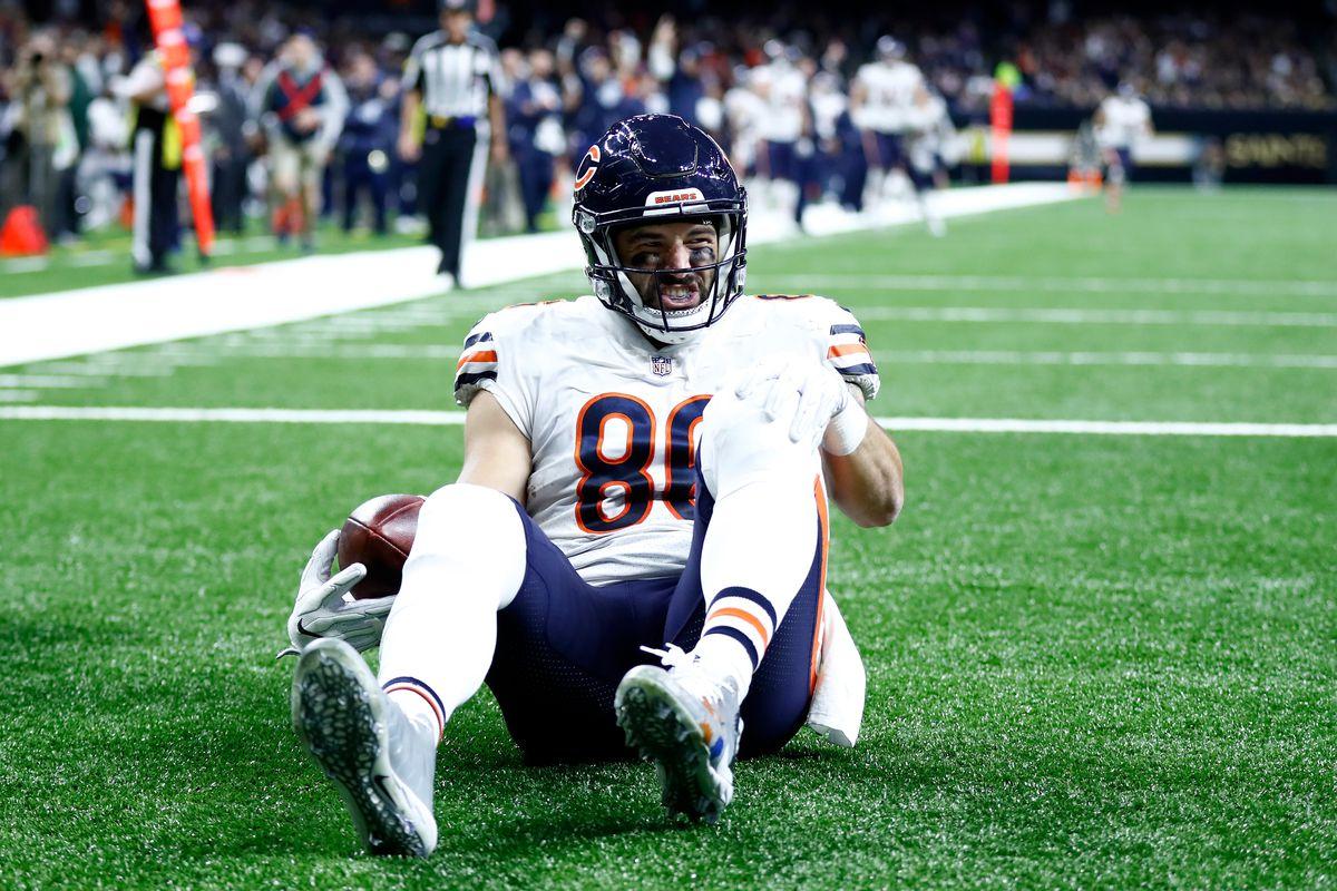 Chicago Bears vsNew Orleans Saints