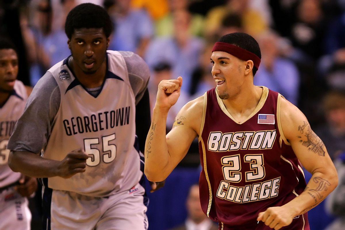 NCAA Second Round - Boston College v Georgetown