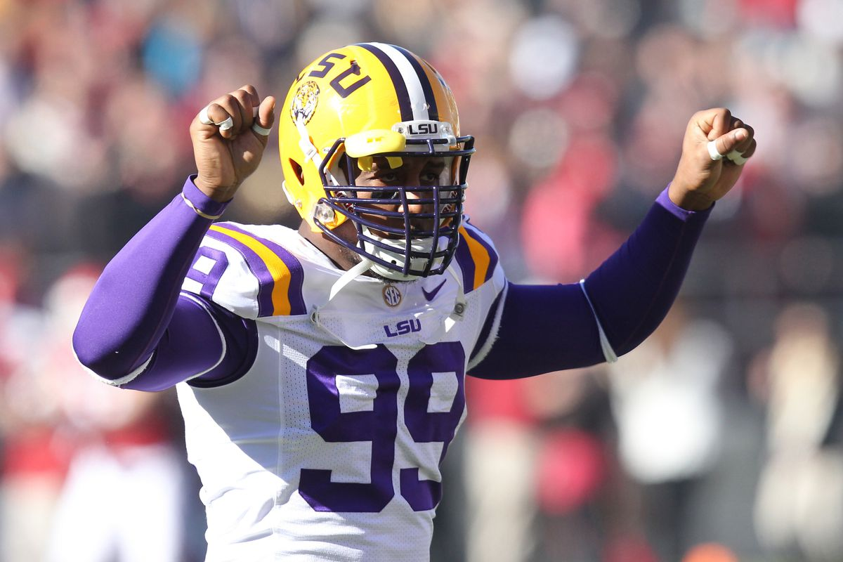 """""""I don't have to play for Les Miles anymore!"""" - most LSU players"""