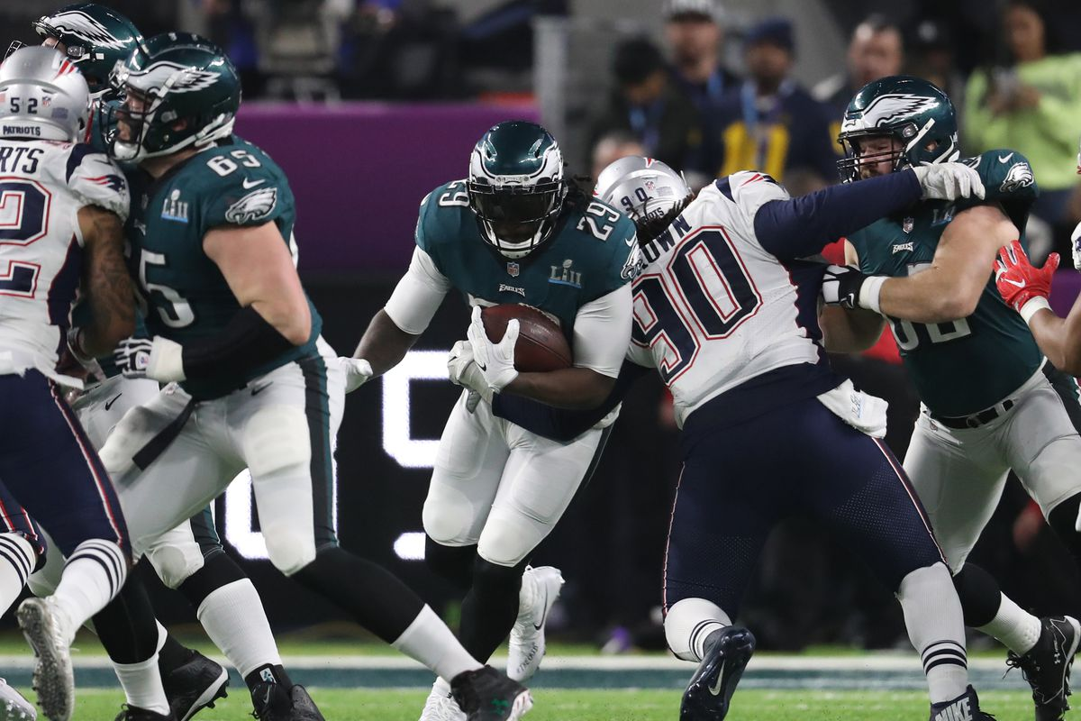 119fe68468f Report: Detroit Lions sign LeGarrette Blount to 1-year, $2 million deal  (worth up to $4.5 million)