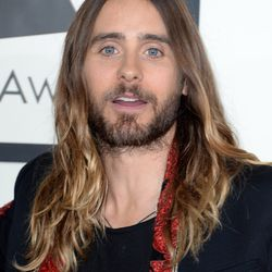 Jared Leto's luxurious hair.