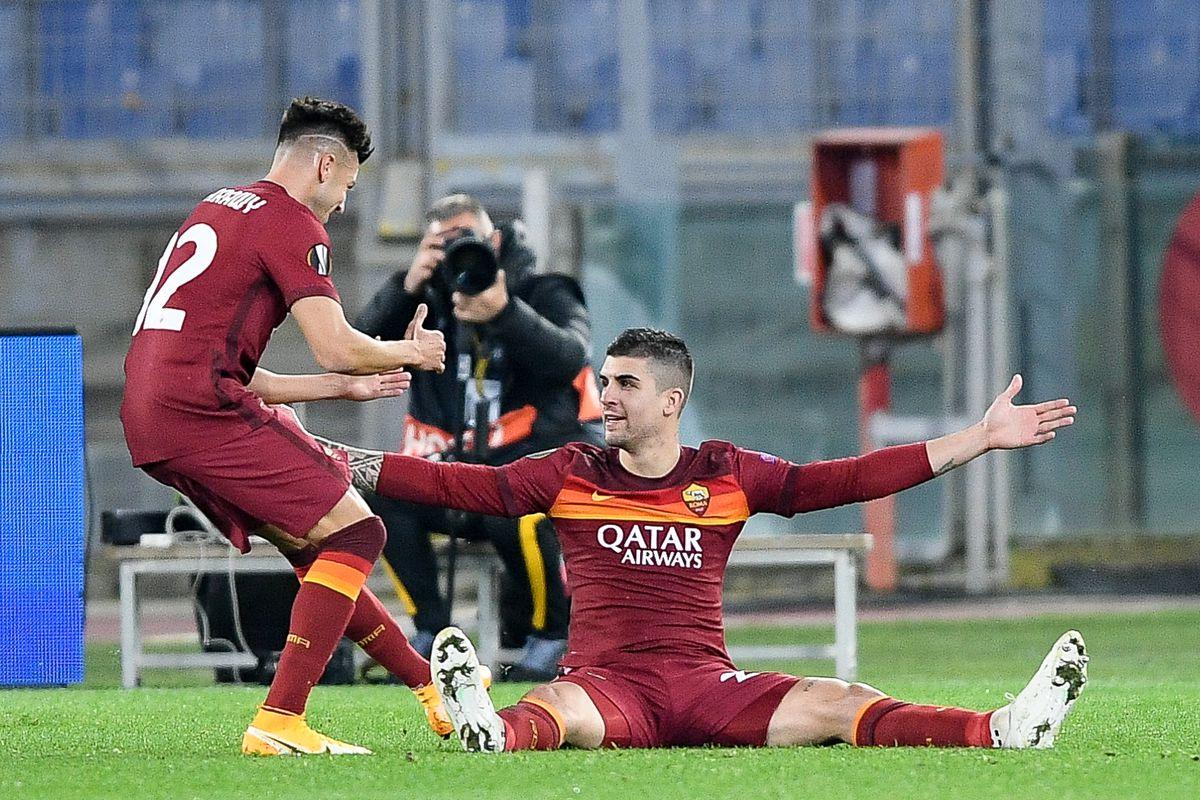 AS Roma v Shakhtar Donetsk - UEFA Europa League