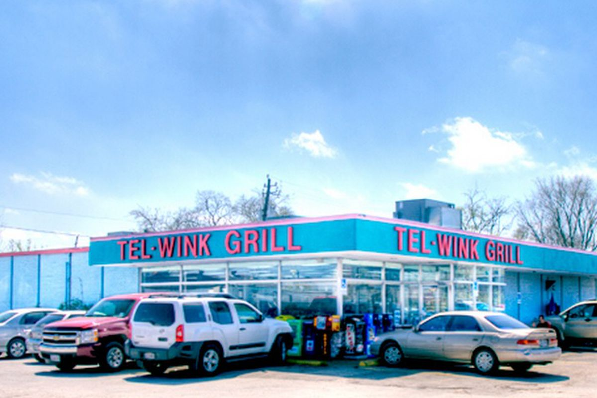 Houston's own Tel-Wink Grill is one of America's best diners, according to Thrillist.