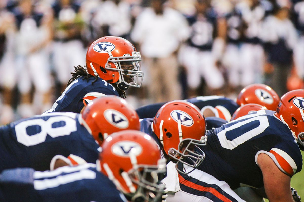 Virginia has added another offensive lineman to their 2013 class, tackle Eric Smith