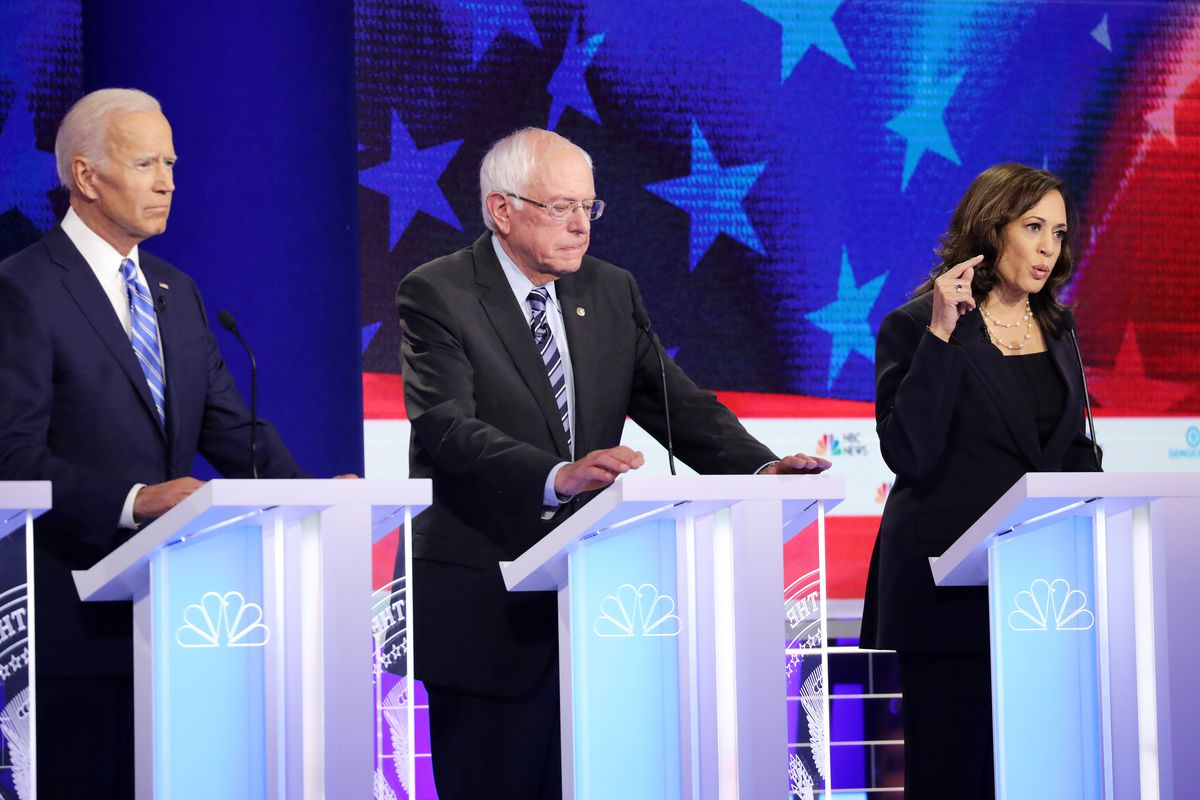 September Democratic debate: Here's the finalized lineup - Vox