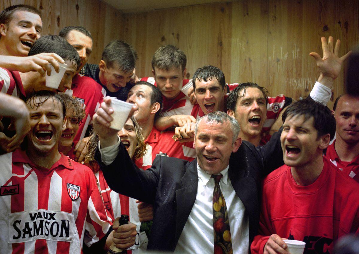 Soccer - Endsleigh League Division One - Sunderland v Stoke City