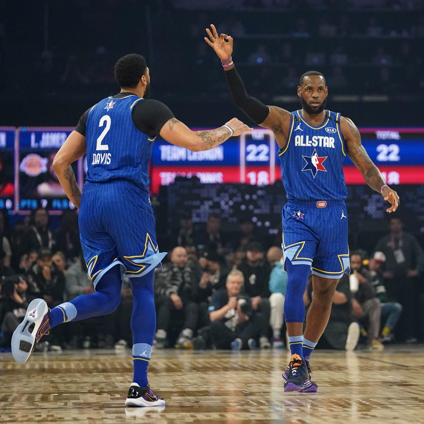 Nba All Star Game 2020 Final Score Fantasy Basketball Stats Highlights Draftkings Nation
