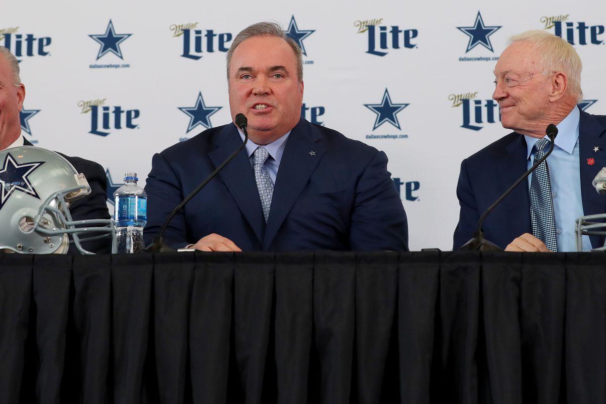 Dallas Cowboys Introduce Head Coach Mike McCarthy