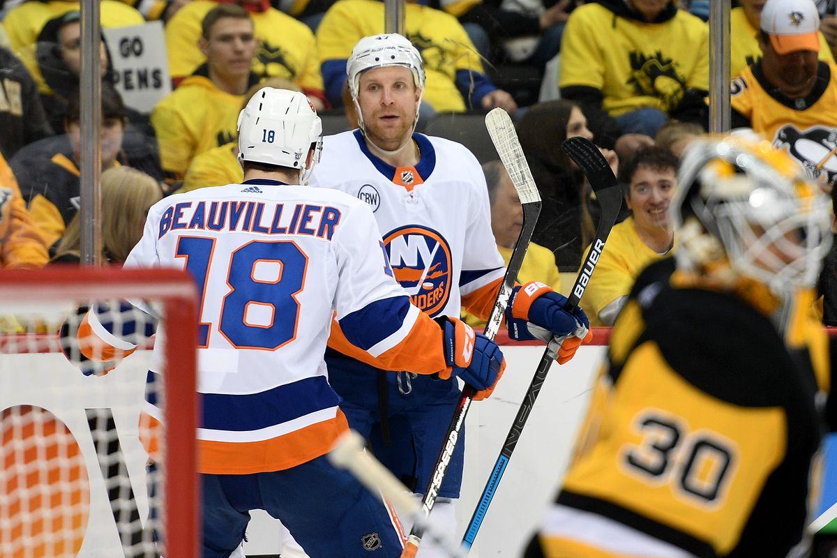 New York Islanders v Pittsburgh Penguins - Game Three