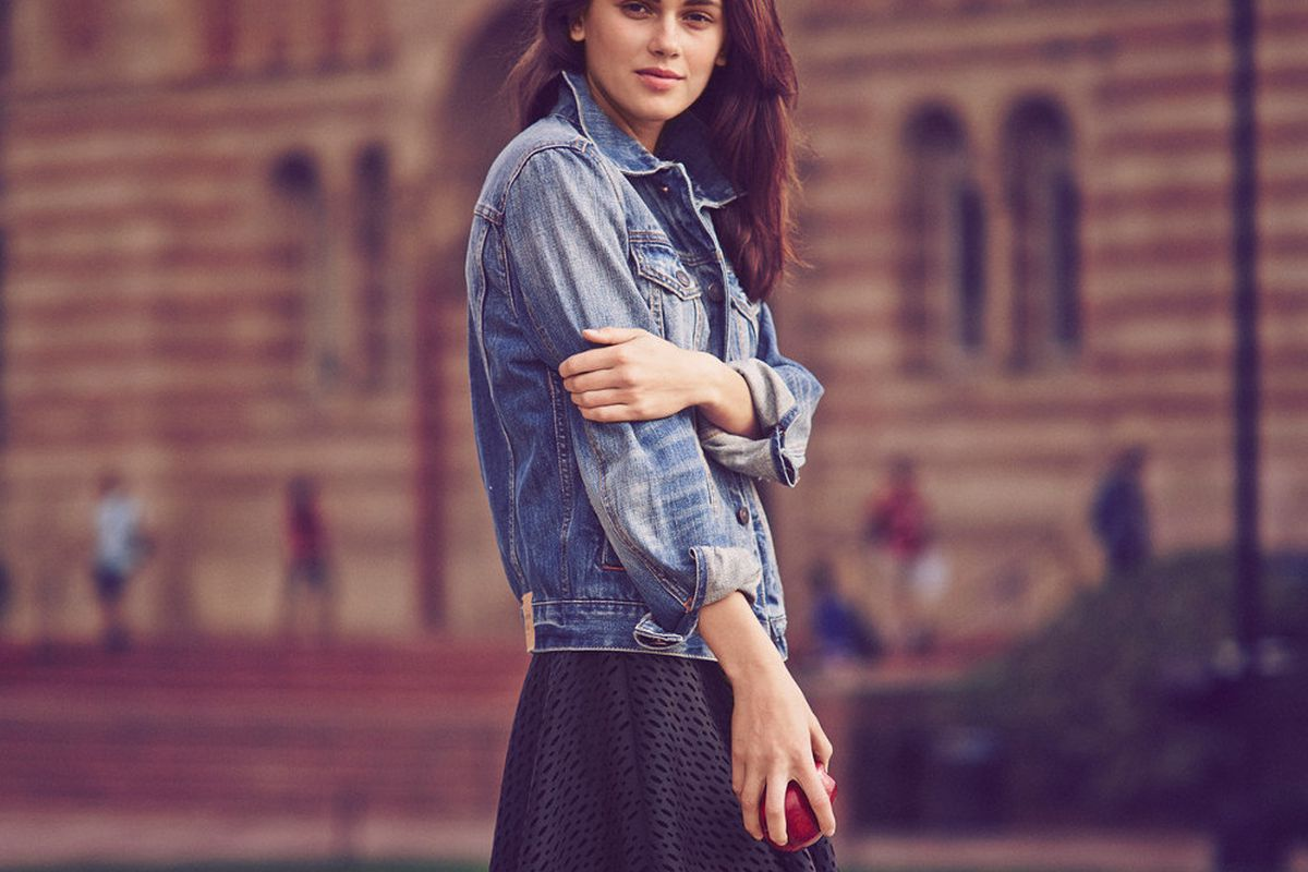 Photo: Abercrombie & Fitch's new spring collection