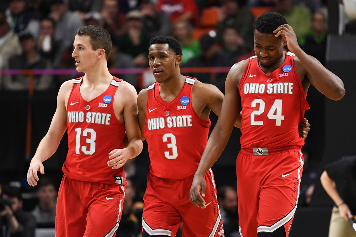 ohio state men's basketball national title odds continue to slip