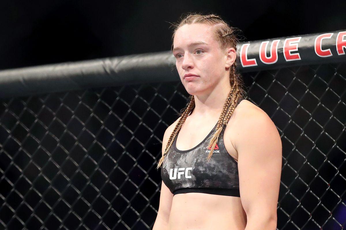 MMA: UFC Fight Night-Rochester-Ladd vs Eubanks