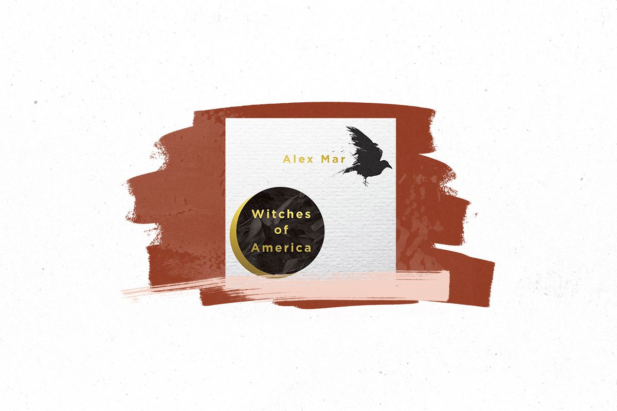 The cover of Witches of America by Alex Mar