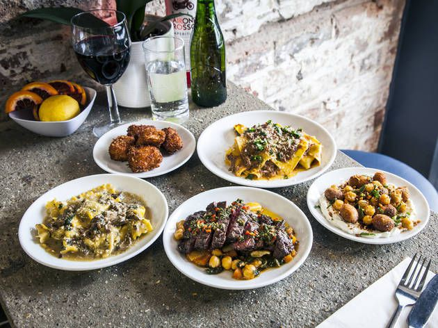 Italian small plates at Popolo in Shoreditch