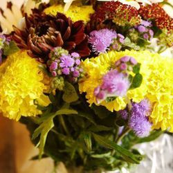"""8) Fresh Flowers. Perk up any room with fresh flowers. Join an organic flower CSA (community-supported agriculture program) or pick up a bouquet at your local florist. Lancaster Farm Fresh Co-op <a href=""""http://lancasterfarmfresh.csasignup.com/store/flowe"""